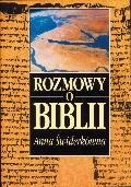 Okładka książki Rozmowy o Biblii