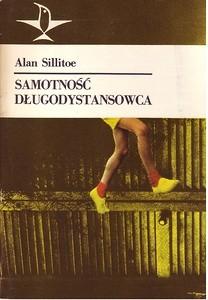 Okładka książki Samotność długodystansowca