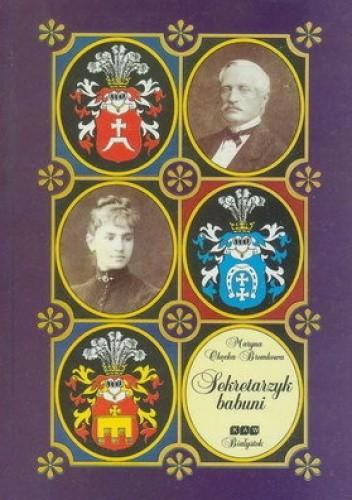 Okładka książki Sekretarzyk babuni