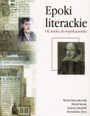 Okładka książki Epoki literackie. Od antyku do współczesności