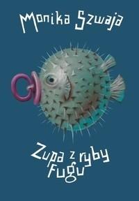 Okładka książki Zupa z ryby fugu