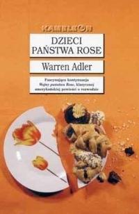 Okładka książki Dzieci państwa Rose