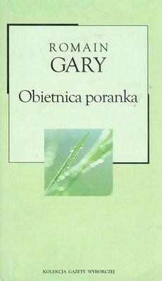 Okładka książki Obietnica poranka