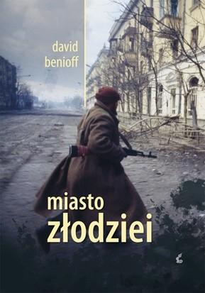 Okładka książki Miasto złodziei