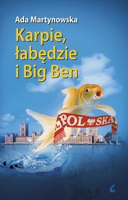 Okładka książki Karpie, łabędzie i Big Ben
