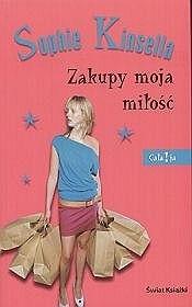 Okładka książki Zakupy moja miłość