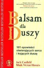 Okładka książki Balsam dla duszy
