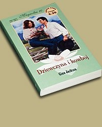 Okładka książki Dziewczyna i kowboj