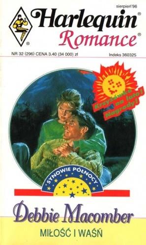 Okładka książki Miłość i waśń