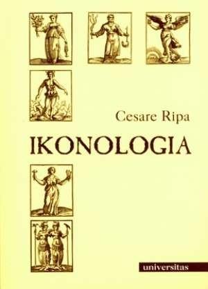 Okładka książki Ikonologia