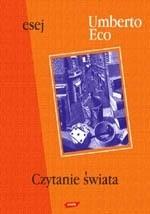 Okładka książki Czytanie świata: Eseje