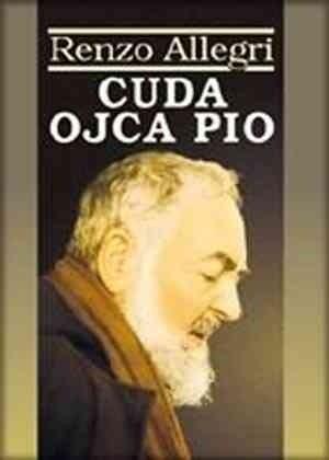 Okładka książki Cuda Ojca Pio