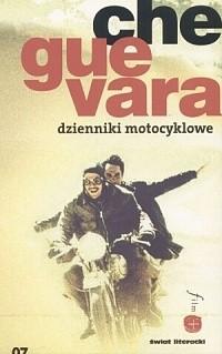 Okładka książki Dzienniki motocyklowe