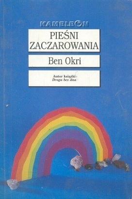 Okładka książki Pieśni zaczarowania