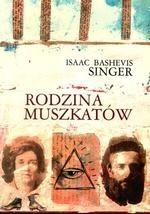 Okładka książki Rodzina Muszkatów
