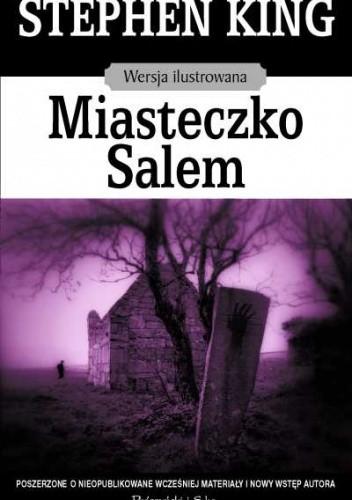 Okładka książki Miasteczko Salem (wersja rozszerzona)