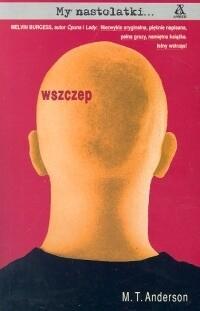 Okładka książki Wszczep