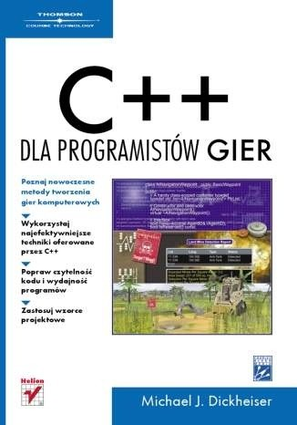 Okładka książki C++ dla programistów gier. Wydanie II
