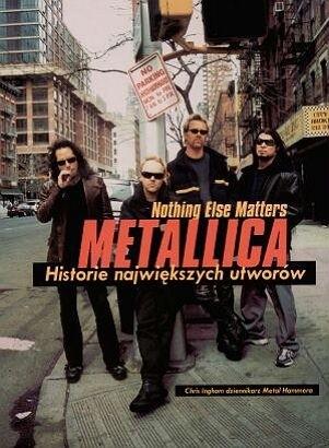 Okładka książki Metallica. Historie największych utworów