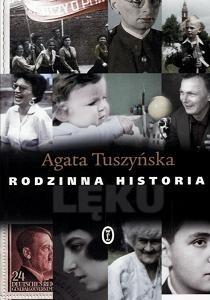 Okładka książki Rodzinna historia lęku