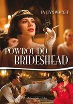 Okładka książki Powrót do Brideshead