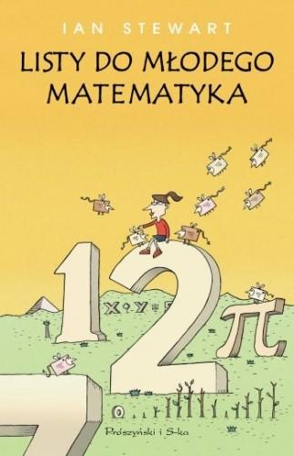 Okładka książki Listy do młodego matematyka