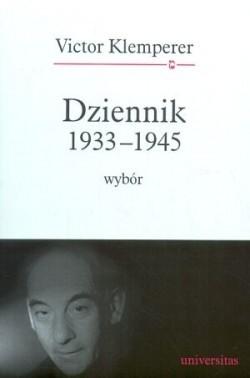 Okładka książki Dziennik 1933-1945