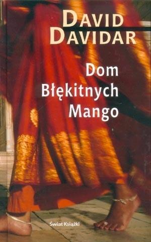 Okładka książki Dom błękitnych mango