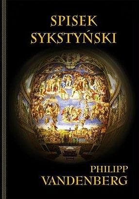 Okładka książki Spisek sykstyński