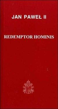Okładka książki Redemptor hominis
