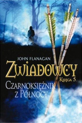 Okładka książki Zwiadowcy. Czarnoksiężnik z Północy