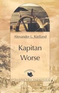 Okładka książki Kapitan Worse
