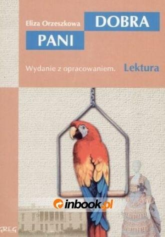 Okładka książki Dobra Pani