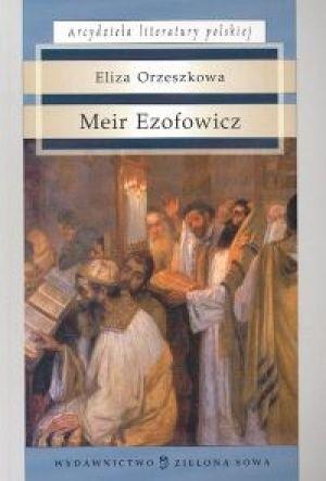 Okładka książki Meir Ezofowicz