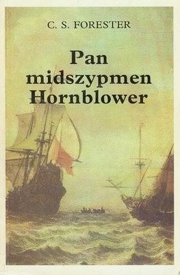 Okładka książki Pan midszypmen Hornblower