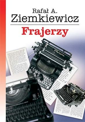 Okładka książki Frajerzy
