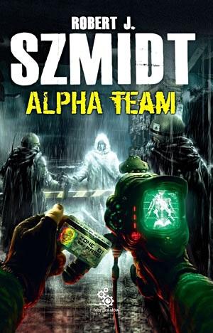 Okładka książki Alpha Team