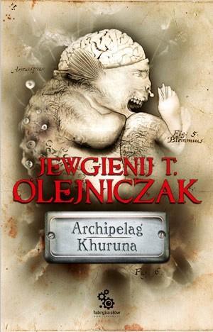 Okładka książki Archipelag Khuruna