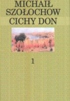 Cichy Don. Tomy 1,2,3,4