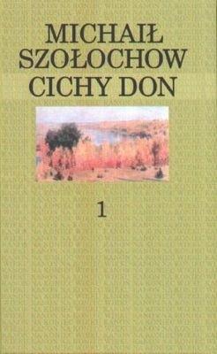 Okładka książki Cichy Don. Tomy 1,2,3,4