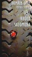 Okładka książki Lęki króla Salomona