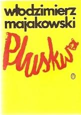Okładka książki Pluskwa : komedia fantastyczna w dziewięciu obrazach