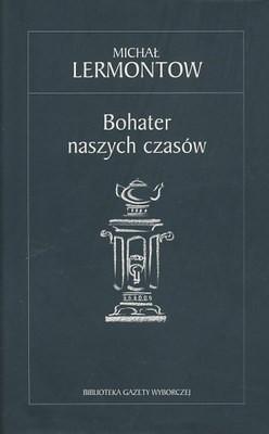 Okładka książki Bohater naszych czasów