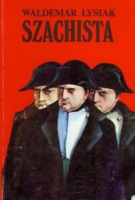 Okładka książki Szachista