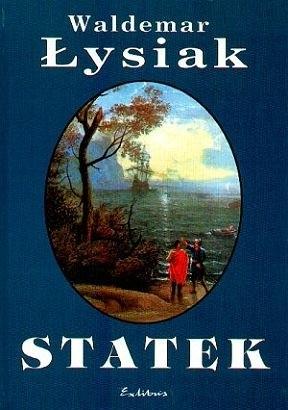 Okładka książki Statek