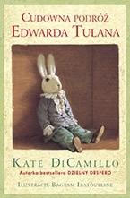 Okładka książki Cudowna podróż Edwarda Tulana