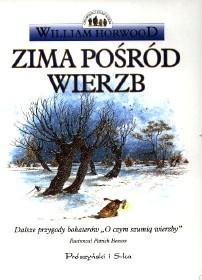 Okładka książki Zima pośród wierzb