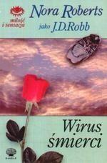Okładka książki Wirus śmierci