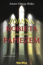 Okładka książki Joanna. Kobieta która została papieżem
