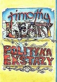 Okładka książki Polityka Ekstazy